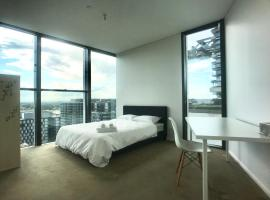 Foto do Hotel: High rise spacious 3 Bed plus Study in Sydney CBD