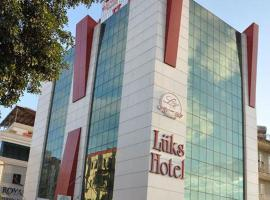 A picture of the hotel: Luks Hotel