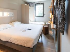 A picture of the hotel: ibis budget Rennes Rte Lorient