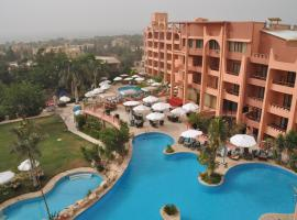 Hotel near Borg El Arab Intl airport : Africana Hotel & Spa King Mariout