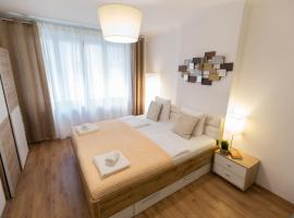 Hotel photo: Spacious Holiday Apartment, City Center Vienna