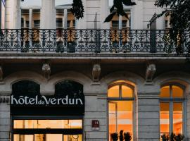 A picture of the hotel: Best Western Hotel De Verdun