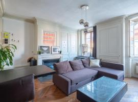 Hotel fotografie: New! a nice flat in the heart of the city