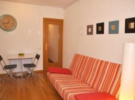 酒店照片: apartment with 3 bedrooms in barcelona, with wifi - 3 km from the beach