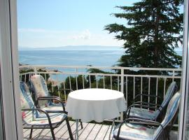 A picture of the hotel: Baska Voda Apartment Sleeps 3 Air Con