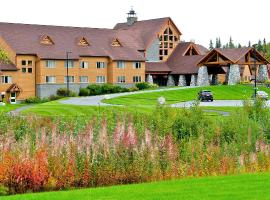 Hotel Photo: Talkeetna Alaskan Lodge