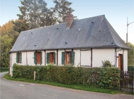Hotel Photo: Holiday Home Lucy Route De Menonval