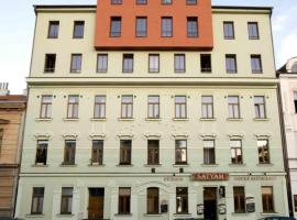Satyam Pension Brno Czech Republic