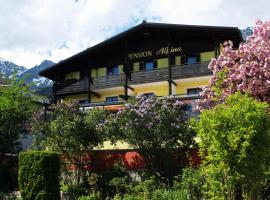 Hotel Photo: Café Pension Alpina