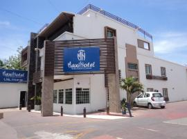 A picture of the hotel: Maxihotel Business Class Culiacan