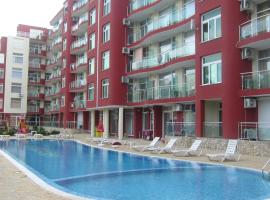 Global Ville Apartcomplex Sunny Beach Bulgaria