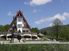 Hotel photo: Pansion Winnetou