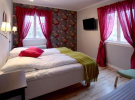 Hotel Photo: Borgs Villahotell och B&B