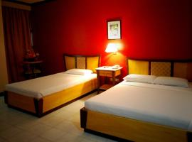 Cebu Business Hotel Cebu City Филиппины