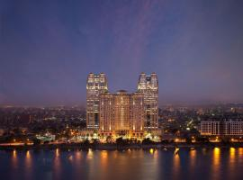 Fairmont Nile City Cairo Egypt