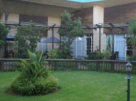 Hotel near  Johannesburg Intl  airport:  Airport Inn Bed and Breakfast