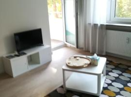 Messe Wohnung mit Balkon (Fair Apartment,balconny)