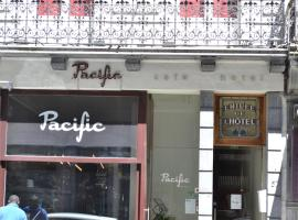Hotel near Brussels: Hotel Cafe Pacific