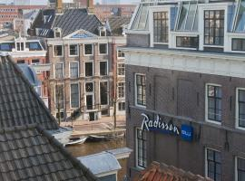 Hotel Photo: Radisson Blu Hotel, Amsterdam
