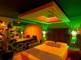 Sensaciones Motel Boutique - Adults Only Puerto Morelos 墨西哥
