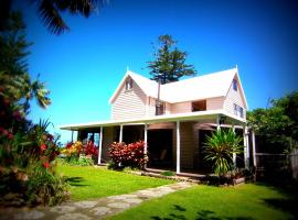 Hotel near Norfolk Island