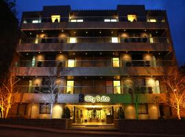 A picture of the hotel: City Suite Aley