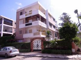 Hotel photo: Maamoura Beach Family Apartment 3