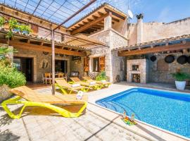 Hotel kuvat: sa Pobla Villa Sleeps 12 Pool Air Con WiFi