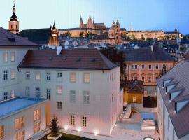 Mandarin Oriental, Prague Prague Czech Republic