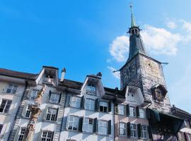 Hotel Roter Turm Solothurn Suiza