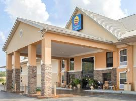 Hotel Photo: Comfort Inn at Royal Blue