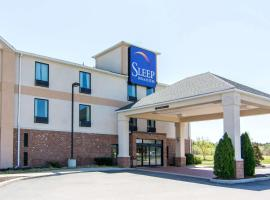 Hotel Photo: Sleep Inn & Suites At Fort Lee