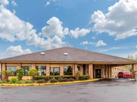Hotel Photo: Rodeway Inn Coopersville