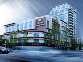 Executive Airport Plaza Hotel Richmond Canada