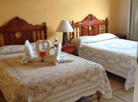 A picture of the hotel: Hotel Posada Camelinas