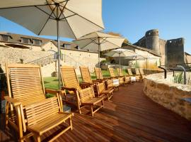 Temps d'Or Hotel Ansembourg Luxembourg