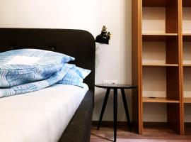A picture of the hotel: Hadik Apartments