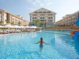 Crystal Palace Luxury Resort & Spa Side Turkey