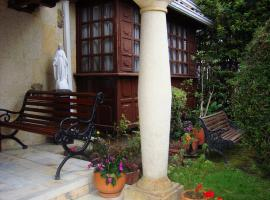 Zuetana 106 Bed and Breakfast Bogotá Colombia