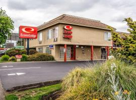 Hotel Photo: Econo Lodge Southeast Milwaukie/Portland