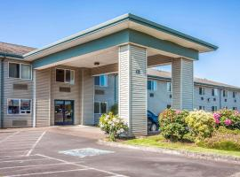 Hotel Photo: Rodeway Inn and Suites Sublimity