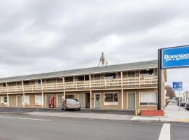 Hotel Photo: Rodeway Inn & Suites Pendleton
