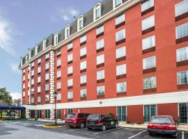Hotel Photo: Comfort Inn at the Park