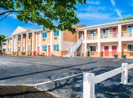 Hotel Photo: Rodeway Inn Middletown