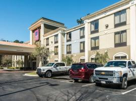 Hotel Photo: Comfort Suites near MCAS Beaufort