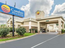 Hotel Photo: Comfort Inn & Suites Greenwood