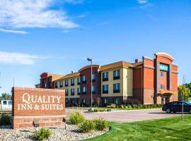 Hotel Photo: Quality Inn & Suites Airport North