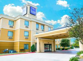 Hotel Photo: Sleep Inn and Suites New Braunfels