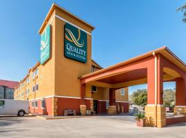 Hotel Photo: Quality Inn & Suites SeaWorld North