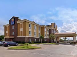 Hotel Photo: Comfort Inn & Suites Mexia